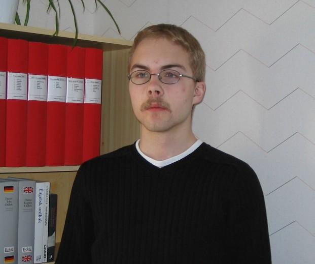 Andreas Rejbrand, 2005