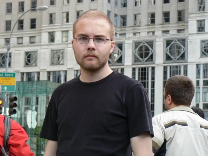 Andreas Rejbrand, New York City, 2008