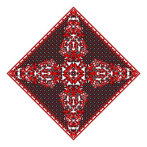 En matta