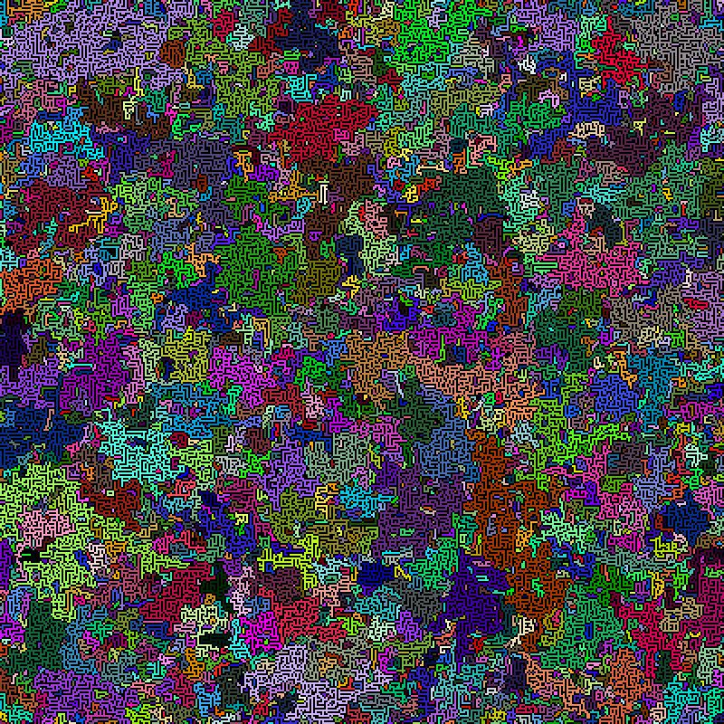 Maze (inverterad)